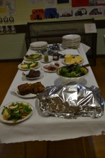 All provided as part of the free ticket and all locally sourced!