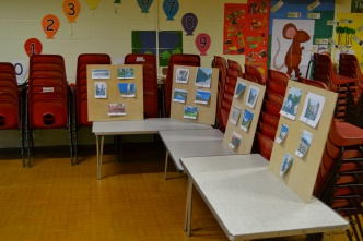 The picture quiz ready for viewing