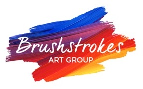 Brushstrokes Logo