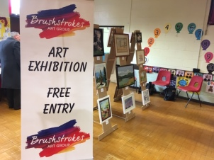 Brushstrokes Art Group